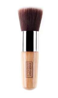 Everyday  Minerals Long handled kabuki extremely soft brush #makeup