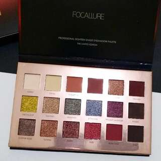 Focallure Twilight 18 Colors Eyeshadow