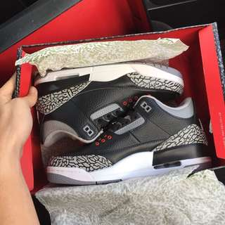 Nike Air Jordan 3 Is Retro