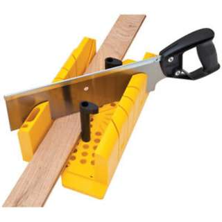 STANLEY CLAMPING MITRE SAW