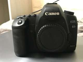 【一代機皇】Canon 5d mark II (5d2)