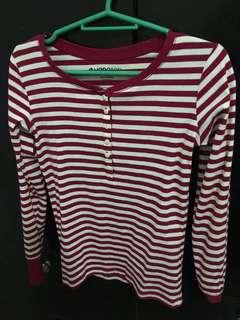 Hangten red stripes
