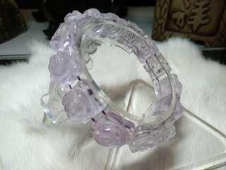 🚚 #60 天然紫羅蘭紫水晶