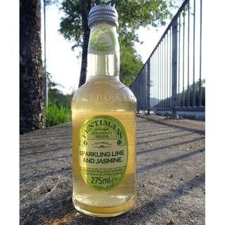 英國Fentimans青檸苿莉花汽水 Fentimans Jasmine and Lime 275ml