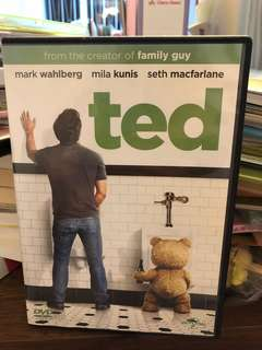 ted 賤熊 DVD