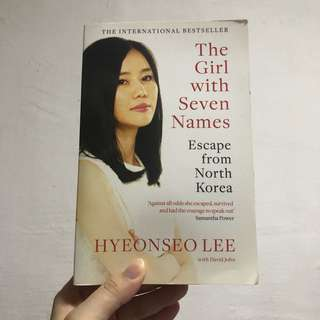 The Girl with Seven Names / Escape from North Korea