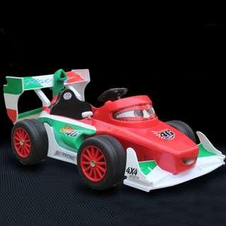 反斗車王法蘭斯高FrancescoBernoulli 款F1兒童電動車