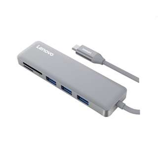 USB C Hub with Card Reader