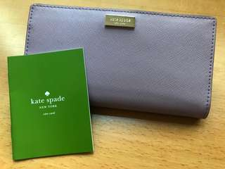 Kate Spade Wallet 長銀包 100%新正貨