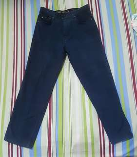 Celana Jeans Panjang Pria - Size 36
