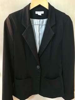 Cotton On Basic Black Blazer