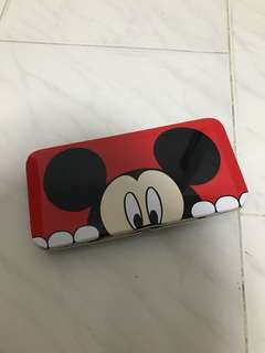 Mickey Mouse Pencil box