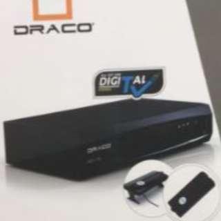 Draco Special Bundle :  HDT2-7700  + Funke DSC-550 4G LTE BNIB