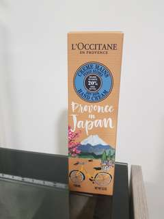 L'Occitane 150ml Shea Butter Hand Cream ( Loccitane)