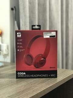 Wireless headphones + Mic
