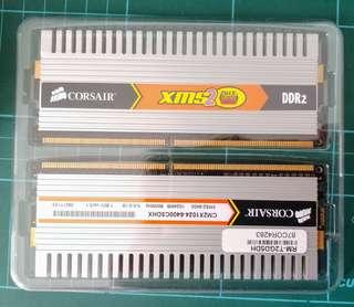 RAM DDR2 1Gx2 800MHz 5-5-5-18 1.8V