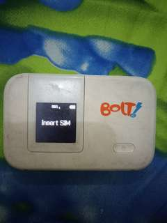 Bolt 4G huawai