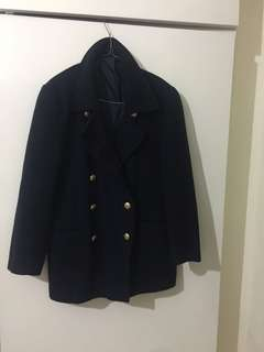 Marks and Spencer's wool jacket