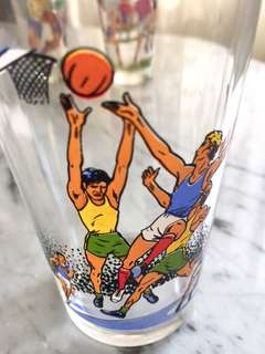 Vintage Basket Ball 🏀 Tumbler