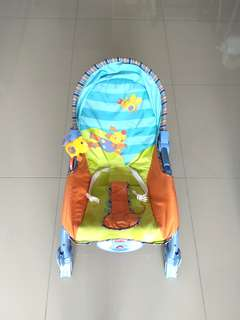 FISHER PRICE BABY ROCKER INFANT TO TODDLER SEAT