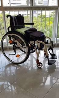 Xenon (Swingaway) Wheelchair Quickie