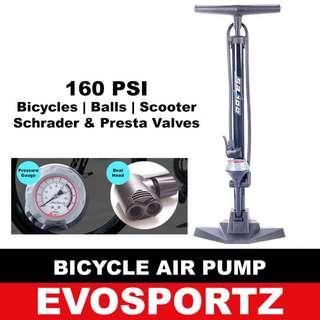 Bicycle Air Pump (160PSI)