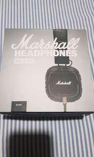 Marshall Major 2 Headphones