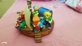 🚚 海盜船存錢筒