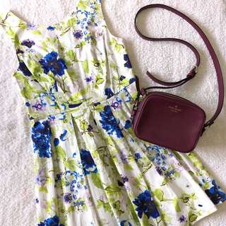 BNWT F21 Floral Dress