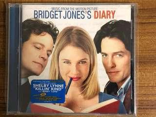 OST Bridget Jones's Diary - Shelby Lynne, Robbie Williams, Sheryl Crow, Gabrielle etc Used CD Music