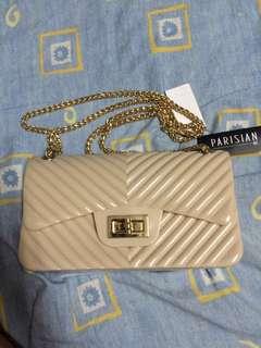 Sale parisian sling bag