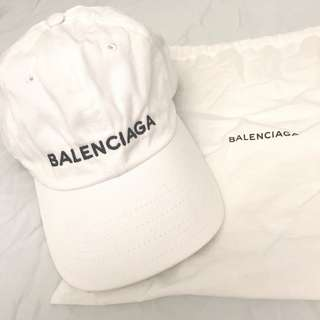 Balenciaga white cap off white gucci vetements givenchy