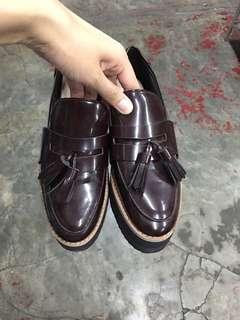 ZARA chunky Loafers