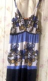 Mint Long Dress