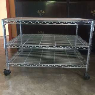 Stainless rack