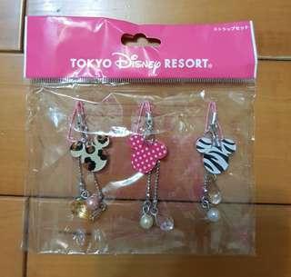 🚚 日本迪士尼米奇吊飾