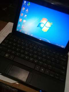 notebook hp mini