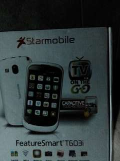 Starmobile Go with Tv