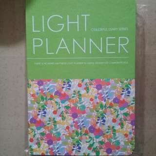 Light Planner (Colorful Diary Series)