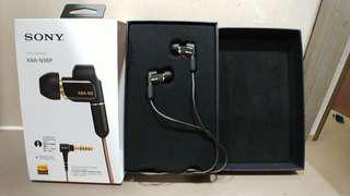 Sony XBA-N3BP earphone