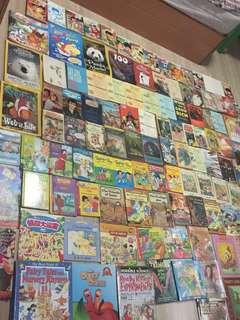 All 100 books Urgent clearance!