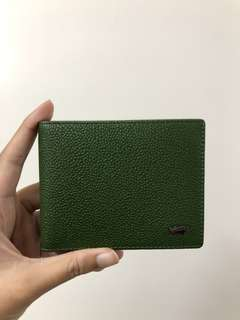 Braun Buffel Wallet Money Clip