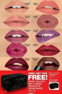 MARK Epic Lipstick (3.6g)