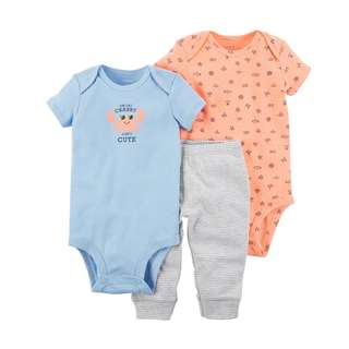 BN 9m/18m 3-Piece Little Character Set Crab