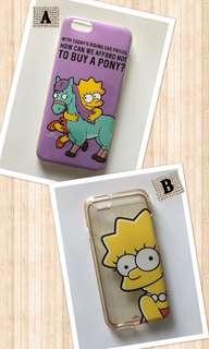 Lisa Simpson iPhone 6 case