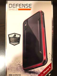 X-Doria Defense Shield iPhone X 保 護 殼