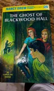 Nancy Drew Mystery Stories 25