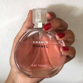 Chane chanel parfume