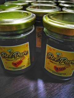 100% Pure Wild Honey