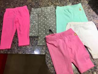 Baby Gap Leggings 125 each